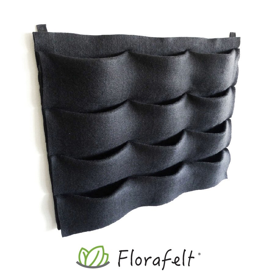 Vertical Living Wall Florafelt® Living Wall Products. Florafelt Pockets - Vertical Garden  Planters